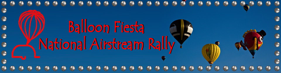 Balloon Fiesta National Airstream Rally
